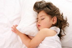 Importance of sleep in children
